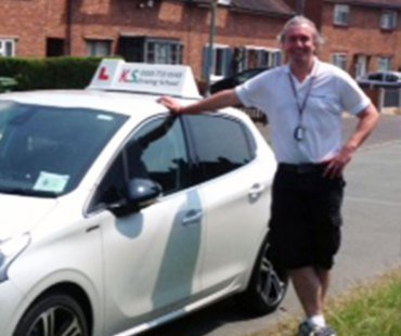 "Driving Instructor Training Shropshire Daniel Finney Grade ""A"" 1st Time"