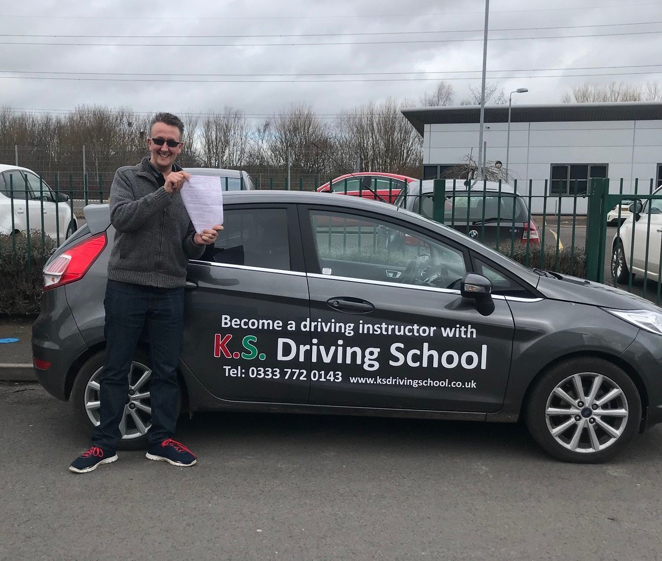 Part 3 Standard Test Passs in Shrewsbury Driving Instructor Training