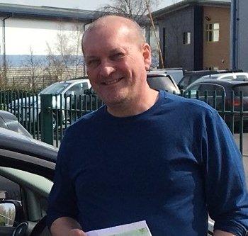 Driving Instructor Mark Palmer-Burridge Driving Lessons Shrewsbury Telford