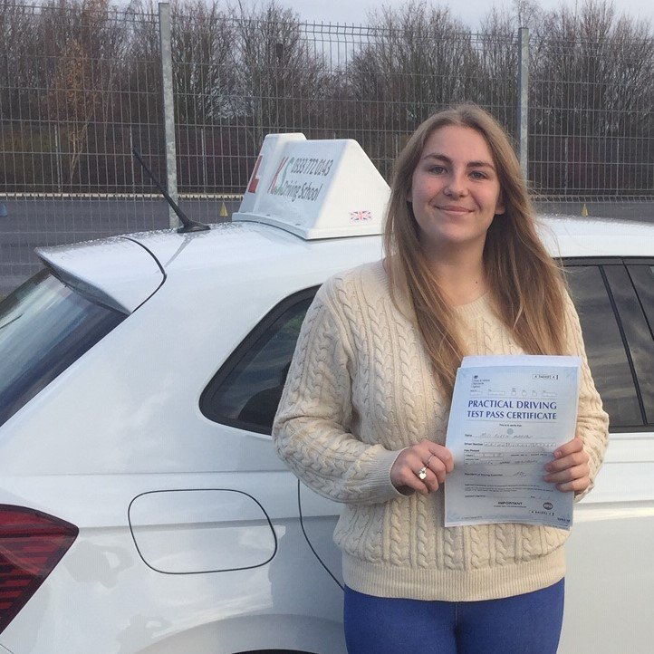 Congratulations to Robyn Mathews who passed