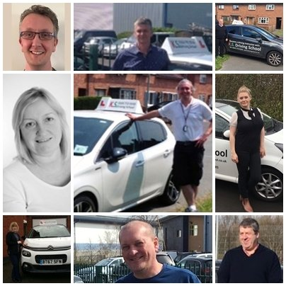 Driving Instructors in Shrewsbury Telford Whitchurch Oswestry Wem