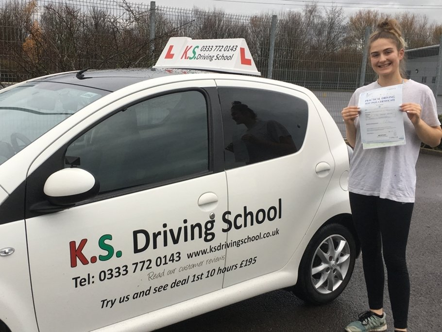 Driving Test Shrewsbury 1st Time Pass