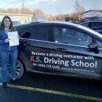 Customer Review Driving Lessons Shrewsbury