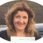 Karen Smith Passed 1st Time in Shrewsbury on 25th January (2)