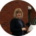 Driving Instructor Shrewsbury Sue llyodd