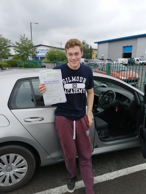 Driving Lessons Shrewsbury Adam