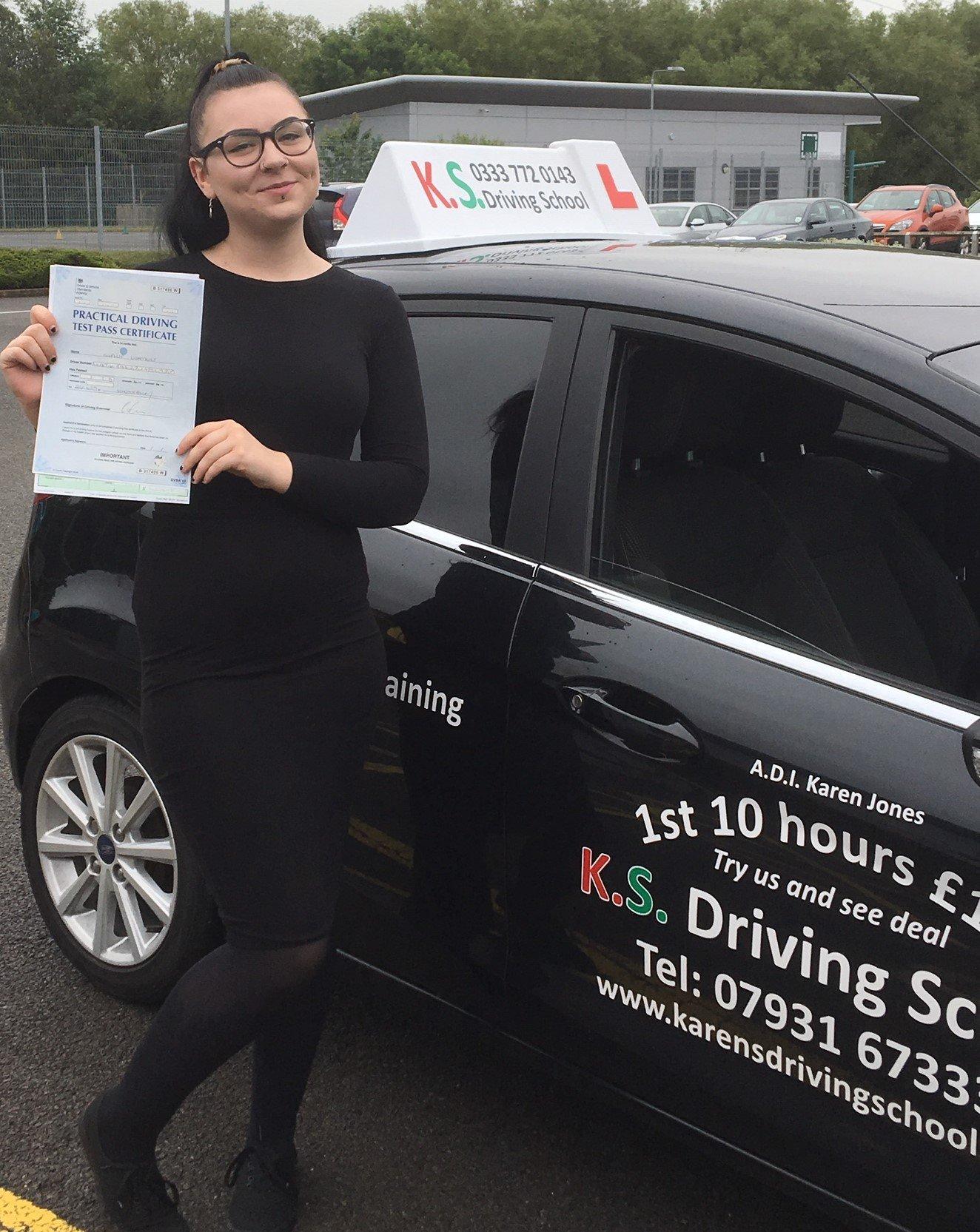 Driving Lessons Shrewsbury 26th June