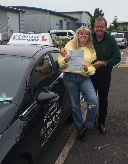 Driving Test PASS sHREWSBURY