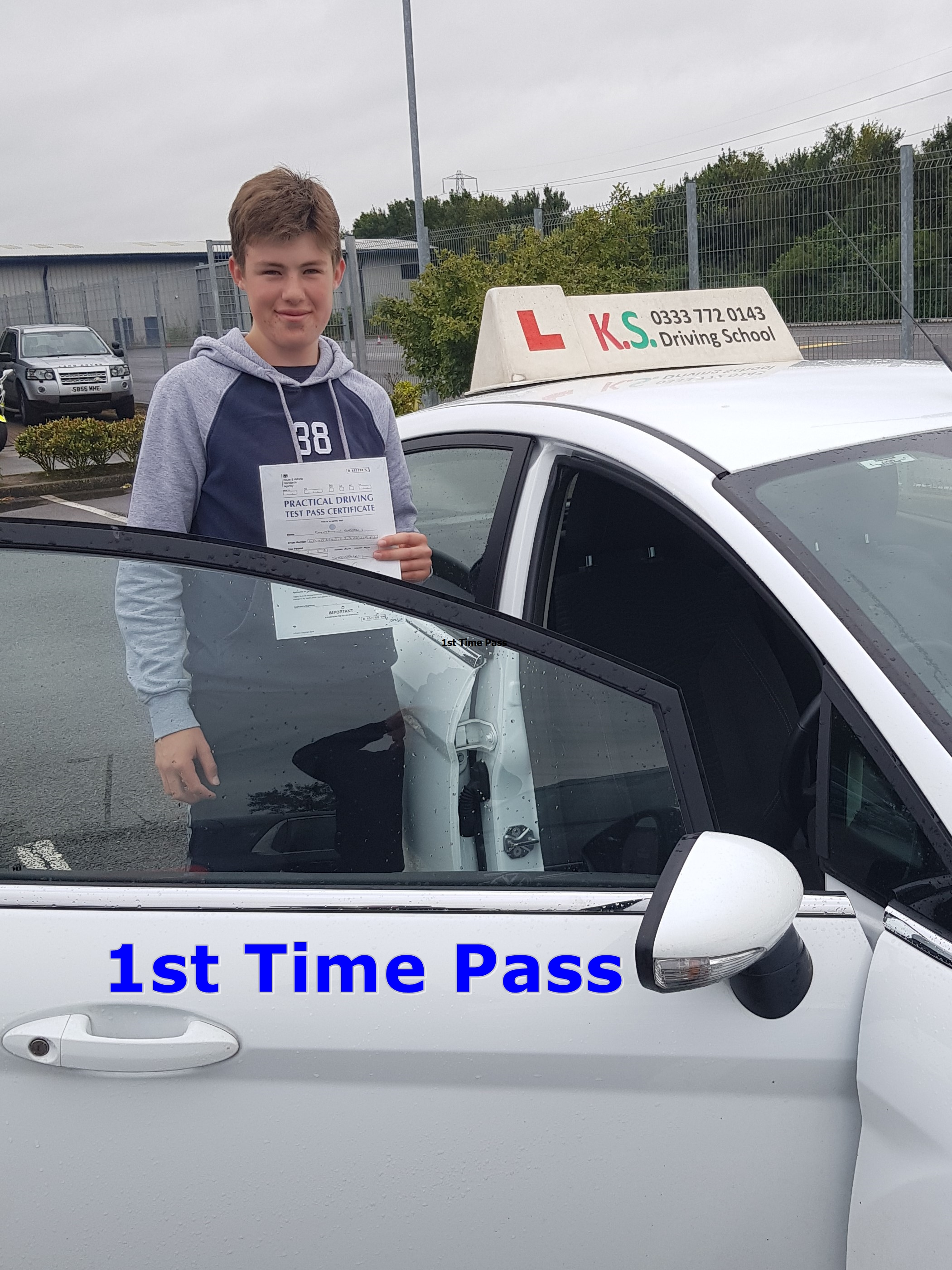 Driving Lessons Shrewsbury 19th July