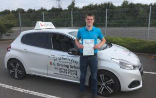 Driving test Pass Shrewsbury 17th July