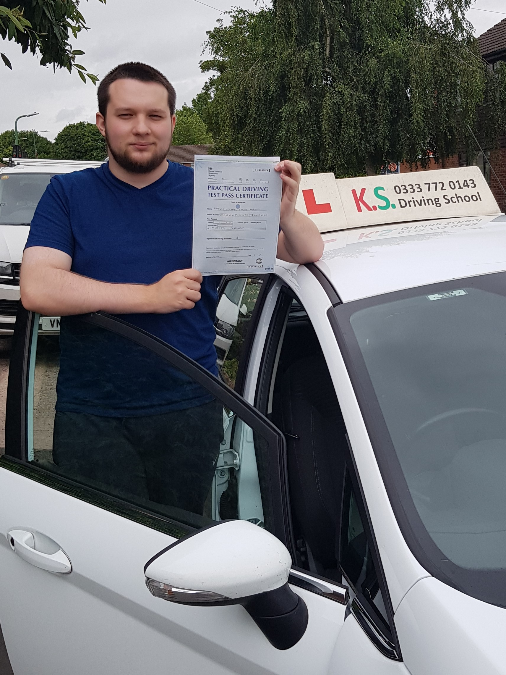 nathan Passed in Shrewsbury