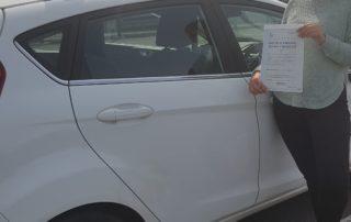 Driving Test Pass Shrewsbury 21st August