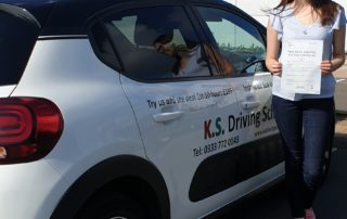 Driving Test Pass 13th August