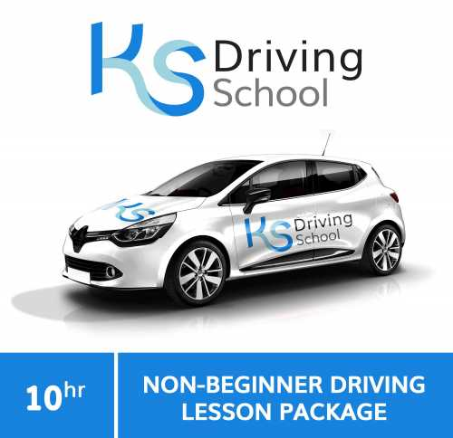 10-Hour-Non-Beginner-Driving-Package