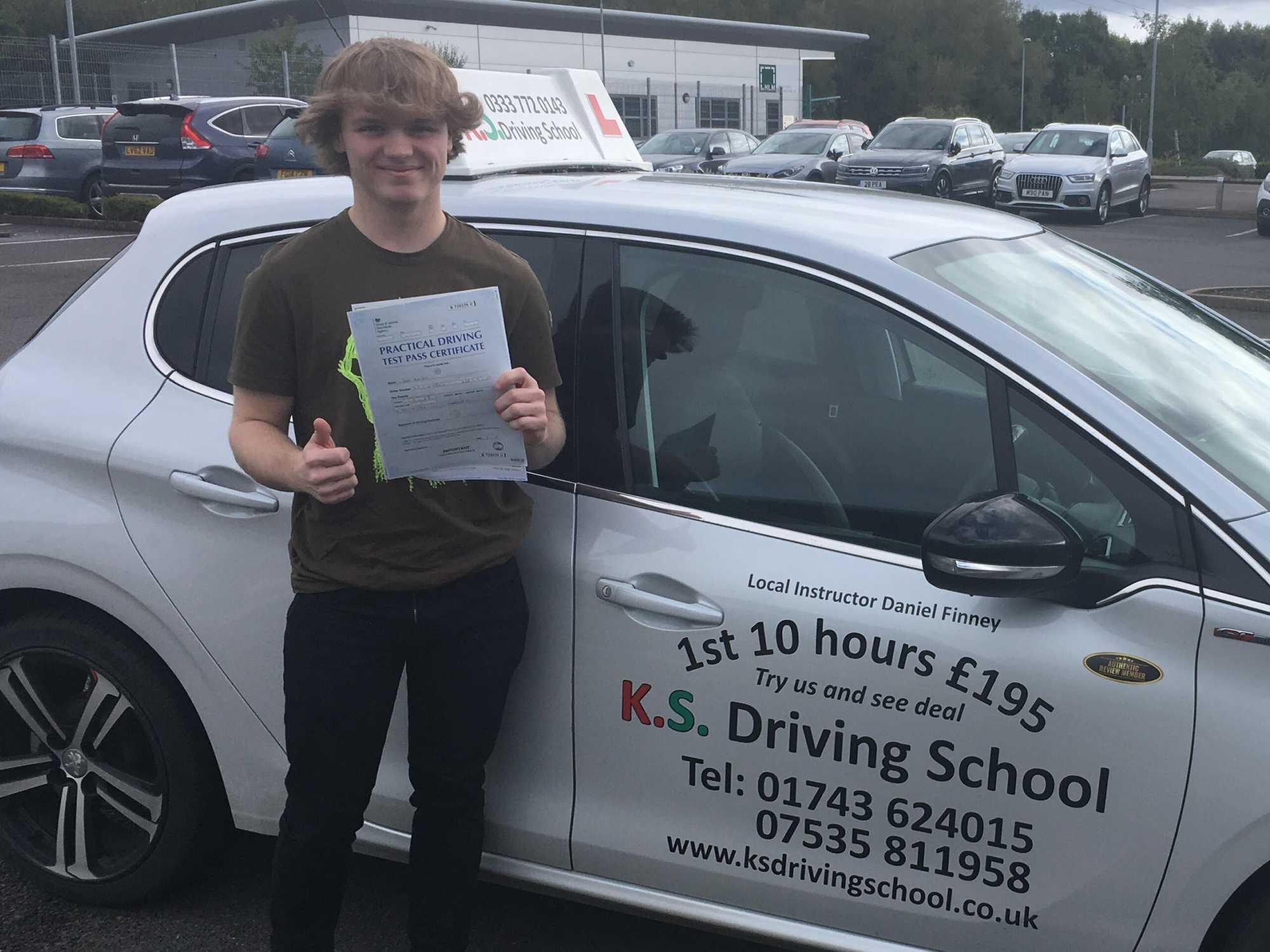 Driving Test Pass 1st Time Shrewsbury (2)
