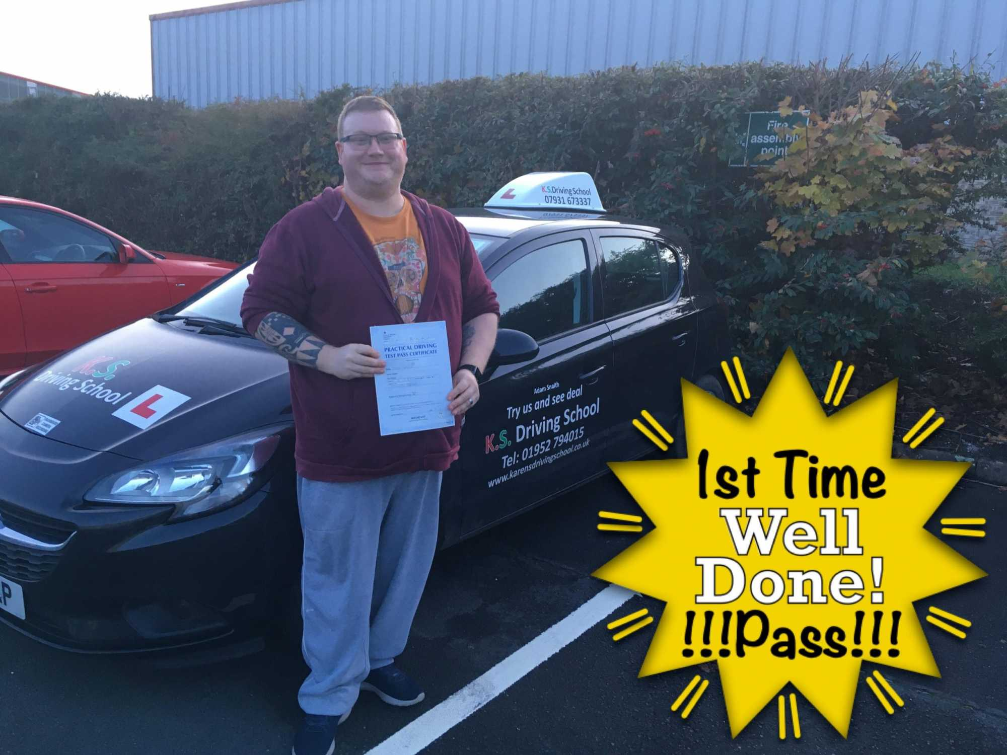 Driving Lessons Telford