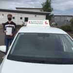Driving Test Pass 30th July Shrewsbury-min