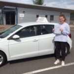 Congratulations to Lauren Edwards Driving Lessons Shrewsbury