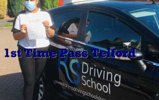 Kiran Telford Test PASS