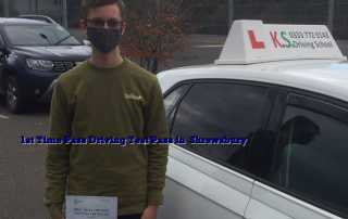 Driving Lessons Shrewsbury
