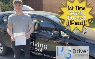 1st-day Driving Tests