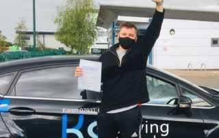 Driving Test Pass in Shrewsbury