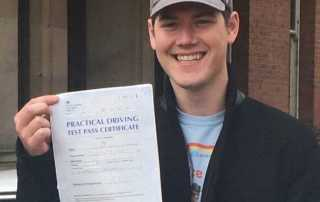 Many Congratulations Will for Passing your driving test