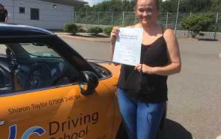 1st Time Driving Test Pass Shrewsbury