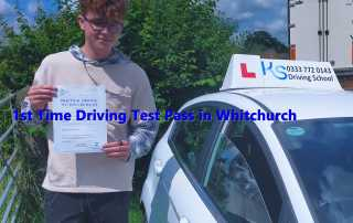 1st Time Pass in Whitchurch