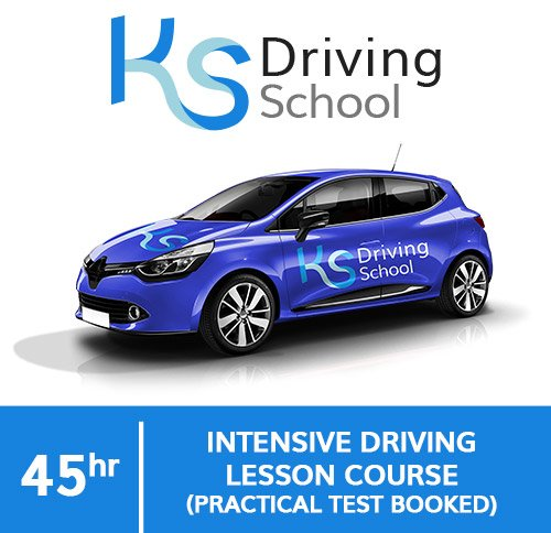 45 Hours Intensive Driving Course