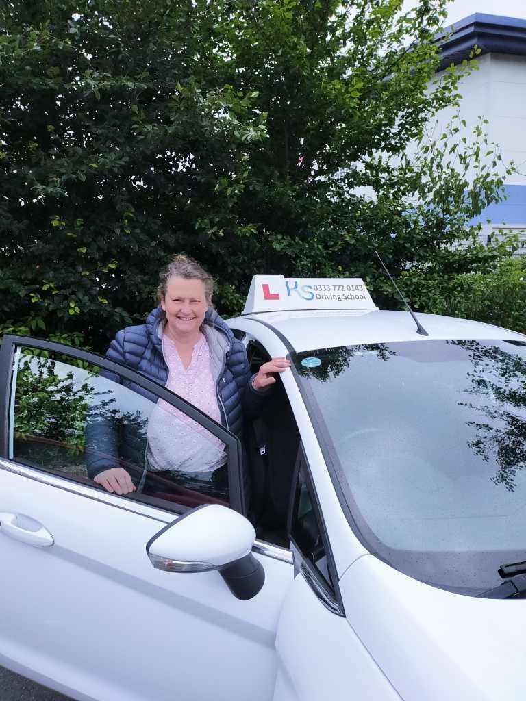 Vanessa driving instructor